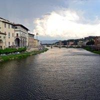 Дождь над Флоренцией :: Ольга