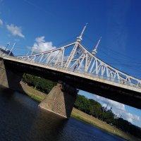 Мост через р.Волга. :: Ирина Артемова