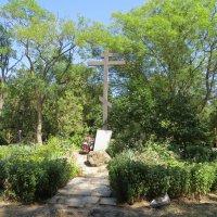 Поклонный крест :: Вера Щукина