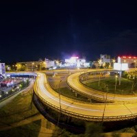 Ночная  развязка :: Олег Александров