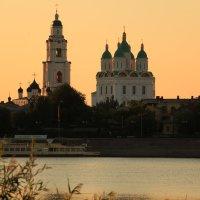 Астраханский кремль :: Gas Gus
