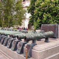 Кремль. Русские пушки. :: Владимир Болдырев