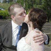 Поцелуй :: Виктория Большагина