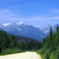 Дорога в горы :: Александр Попов