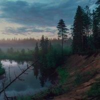 Туман :: Иван Митюшев