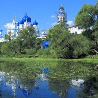 погожий день в августе :: Сергей Цветков