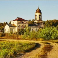 Церковь Антония Великого :: Алла ************