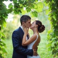 страстный поцелуй :: Marusya Горькова