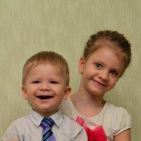 Внуки – это наше вдохновение... :: Виктор Филиппов