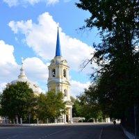Церковь Вознесения на Гороховом поле. :: Oleg4618 Шутченко