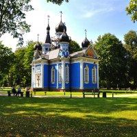 Православная церковь в Друскининкае :: Евгений Дубинский