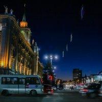 Ночной Екатеринбург :: Татьяна Грищук