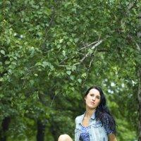 Джунгли в городе :: Елена Кватоко