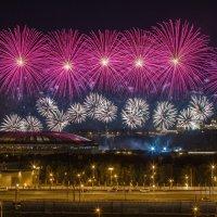 Первый Московский Международный Фестиваль фейерверков. :: Наталья Smirnova