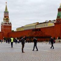 На Красной площади :: Владимир Болдырев