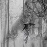 Вспоминая летний дождь... :: Анжелика