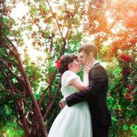 Свадьба Владимира и Ксении) :: Екатерина Чипчеева
