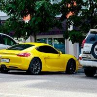 Porsche Cayman :: Валерий Славников