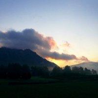 Рассвет в горах, республика Алтай :: Lady Etoile