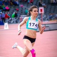 Легкая атлетика, бег на 400м. :: Иван Судоргин (VOX)