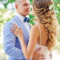 Наташа и Антон :: Jenya Kovalchuk