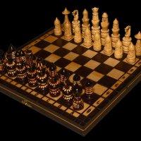 Шахматы :: Роман Домнин
