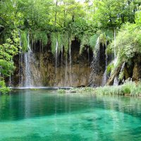 Плитвицкие озера :: Женечка Зяленая