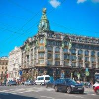 Санкт - Петербург :: Оксана Маслова