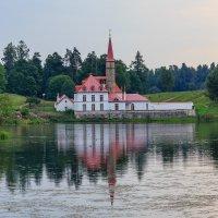 Приоратский дворец :: Николай Николенко