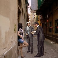 Наши в Италии... :: Lilly