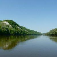 По реке Дон. :: Чария Зоя