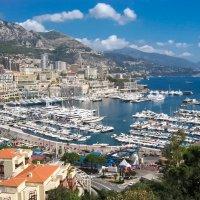 Порт в Монако :: Женечка Зяленая