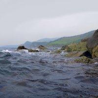 Непогода в бухте Прозрачная :: Boris Khershberg
