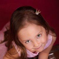 Маленькая принцесса :: Алексей Мартынов