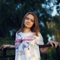 летний вечер :: Александра Сучкова