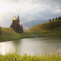 Чудное озеро :: Дмитрий Левин