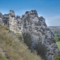 Пещерный храм ( вид сзади) :: Ирина Шарапова