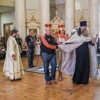 Обряд венчания :: Сергей Михайлов
