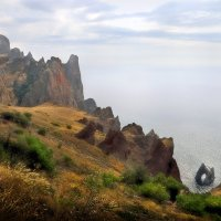 Две скалы... :: Андрей Войцехов
