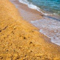 Пляж в Анапе :: Анна Салтыкова