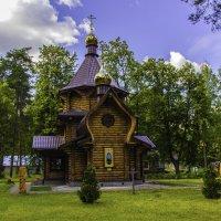 Церковь Алексия царевича. г. Алексин :: Виктор