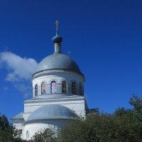 храм в Картмазово :: Сергей Цветков