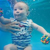 под водой :: Лолита Арндт