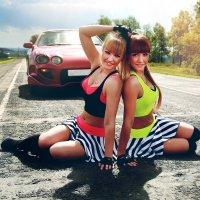 сестрёнки :: Анюта Плужникова