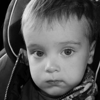 глаза ребенка... :: Александр Прокудин