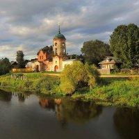 Николо-Столпенский мужской монастырь. :: Павлова Татьяна Павлова