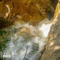 Водопад Разлом. Сахрайские водопады. :: Юлия Бабитко