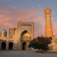 Бухара Мечеть Калян :: Елена Чаусова