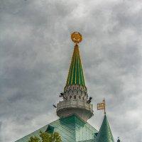 Шпиль :: Вадим Sidorov-Kassil