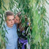 поцелуй :: Янина Гвоздева